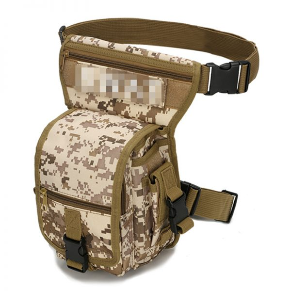 Tactical Leg Bag