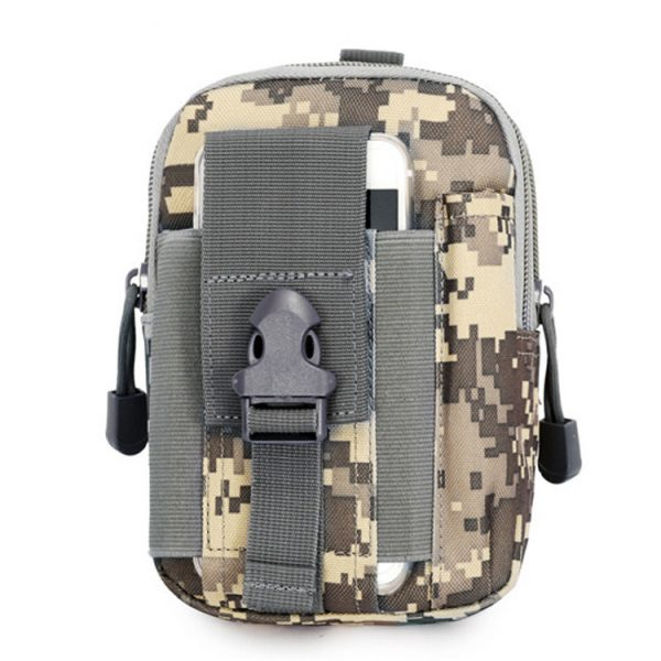 Tactical Mobile Bag