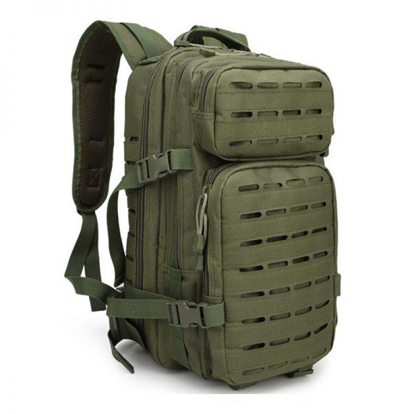 Military Laser-cut bag