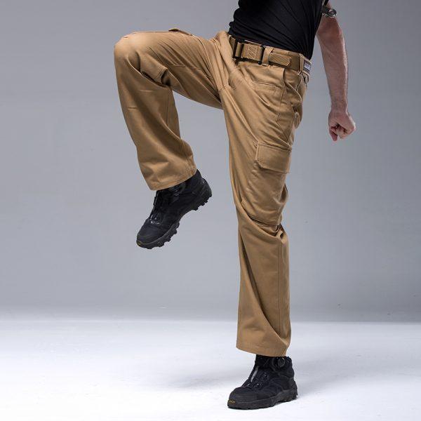 Brown Sports Pants