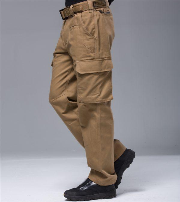 Brown Tactical Pants